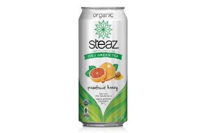 Steaz Lightly Sweetened Grapefruit honey